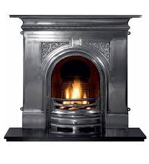 gallery collection pembroke cast iron combination fireplace