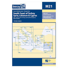Imray Charts Mediterranean Imray Charts For The Mediterranean Sea G And M Series