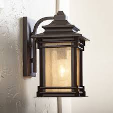 franklin iron works hickory point 12 high outdoor light wall porch lights com