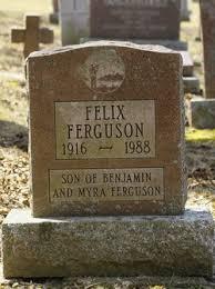 Felix Ferguson (1916-1988) - Find A Grave Memorial