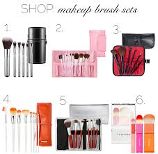 must haves makeup brushes via blonder ambitions blonderambitions