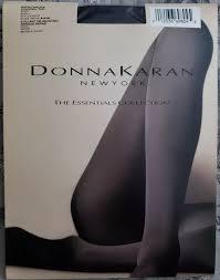 Donna Karan Tights Size Chart Details About Donna Karan Hosiery Evolution Semi Sheer