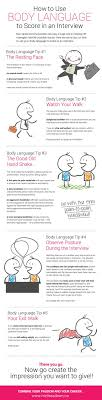 top 25 ideas about job search infographics interview body language infographic careers interviews jobs