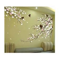 cherry blossoms wall decal home décor