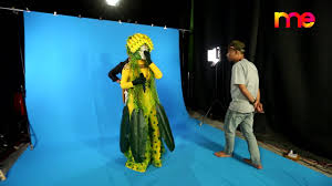 The Mask Singer Myanmar Making