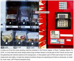 Baguette Vending Machine Sf Magnificent NVC The 48 Edition Vending Meat Baguettes Donut Dunking Lean
