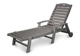 txw2280ss trex furniture yacht club wheeled chaise