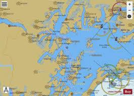 Resurrection Bay Chart Prince William Sound Western Part Marine Chart