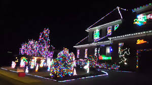 Where To See Christmas Lights In Charlotte Nc More Christmas Lights In Charlotte Nc Youtube