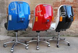 recycled vespa office chairs. Vespa-chair-scooter-bel-bel-barcelona-001 Recycled Vespa Office Chairs B