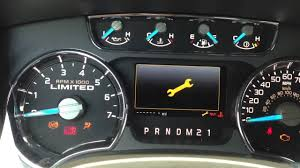 F150 4x4 Wrench Light 2013 Ford F 150 Limited 4x4 Problem
