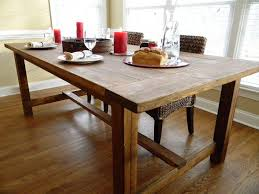 Large Farmhouse Kitchen Table Farmers Kitchen Table Pikniecom