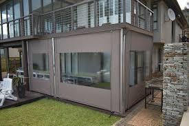 outdoor patio blinds