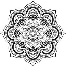 95 Best Mandala Coloring Images On Pinterest Coloring Pages Adult