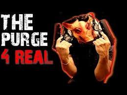 The <b>Purge Halloween Party</b> | KCJ VLOGS - YouTube