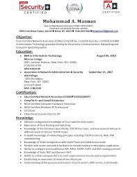 Cisco Certified Network Associate Sample Resume Cisco Certified Network Associate Sample Resume shalomhouseus 1