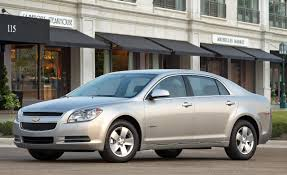 2009 Chevrolet Malibu Hybrid – Review – Car and Driver