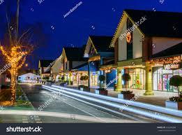 East Midlands Designer Outlet Offers South Normanton Derbyshire England December 11 Stock Photo