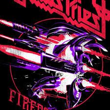 Judas Priest Firepower Mister Black Designs