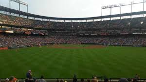 Orioles Park Seating Chart View Oriole Park At Camden Yards Section 94 Home Of Baltimore