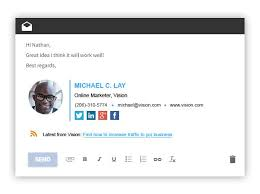 work email signatures 25 trending best email signatures ideas on pinterest email