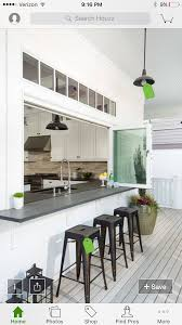 Mornington Addition - Kitchen Pass-Throughs Make Outdoor Dining a Breeze -  Sketch Building Design | Kitchen & pantry inspiration | Pinterest |  Building ...