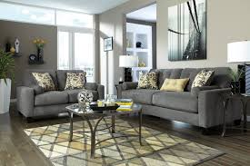 contemporary living room gray sofa set. Wondrous Charcoal Sofa Set Feat Iron Coffee Table On Area Rugs As Modern Living Room Decor Ideas Contemporary Gray