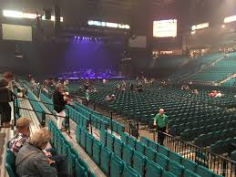 Mgm Grand Garden Arena Section 7 Rateyourseats Com