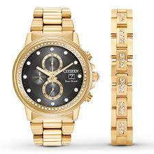 wedding rings watches diamonds and more jared® the galleria of citizen men s watch boxed set nighthawk chronograph fb3002 61e