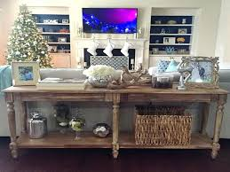 Sofa Table Ideas Behind Sofa Table Best Of Best Ideas About Table