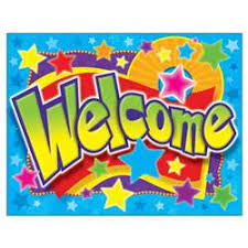 Welcome Charts Posters K 12 School Supplies
