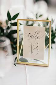 unique table number ideas for weddings best Wedding Table Numbers images on  Pinterest Weddings Wedding tables