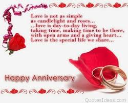 Marriage Anniversary Quotes Inspiration Rings Happy Wedding Anniversary Quotes