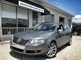 volkswagen passat wagon 2008. 2008 volkswagen passat vr6 wagon 4-door 3.6l 4motion awd leather navi sport 113k