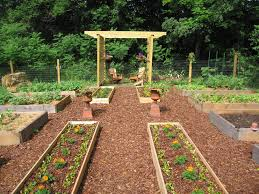 Small Picture Raised Bed Vegetable Garden Design karinnelegaultcom