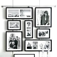 gallery perfect 9 piece picture frame set white frames wall deluxe by w