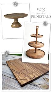 wooden 3 tier cake stand designs fabulous cake stands
