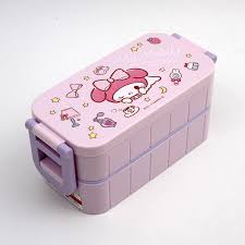 tight lunch box two steps character sanrio lunch two steps lunch child kids kindergarten primary child holiday making outing excursion athletic meet
