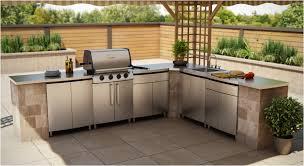 Stainless Steel Outdoor Kitchen Kitchen Diy Outdoor Kitchen Cabinets Melbourne Image Of Outdoor