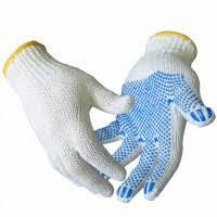 Купить <b>перчатки</b> ХБ / ХБ с <b>ПВХ</b> ОПТОМ - Производство в СПб!