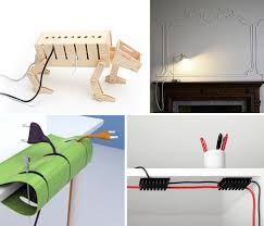 Cord Hiding Solutions Clever Cord Organization 14 Solutions To Manage  Clutter Urbanist