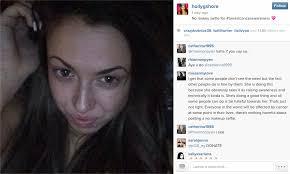 celebrity no makeup selfies t cancer insram