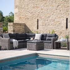 modish furniture. Lodsworth Rattan Corner Sofa Set Modish Furniture H