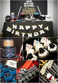 23 star wars birthday party ideas you