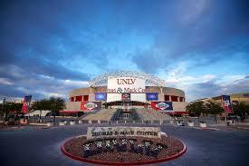 Thomas Mack Center Maps Parking University Of Nevada