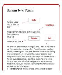 letter format mla mla business letter format template mla business letter format
