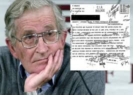 exclusive after multiple denials cia admits to snooping on noam exclusive after multiple denials cia admits to snooping on noam chomsky foreign policy