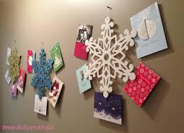 Diy Christmas Cards Easy Diy Christmas Card Wreath Ideally Speaking