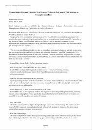 Interesting Professional Resume Maker Free For Your Maker Resume