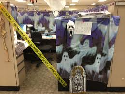 halloween ideas for the office. Halloween Themed Cubicle Decorating Ideas For The Office I